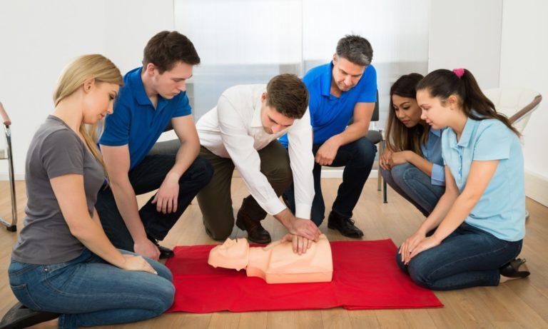 Sertifikalı ilk Yardım Eğitimi